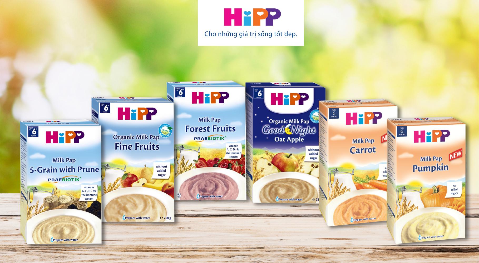 HiPP-Milk-Pap